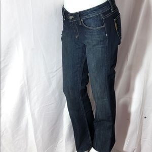 Paige jeans Laurel Canyon low rise Boot cut